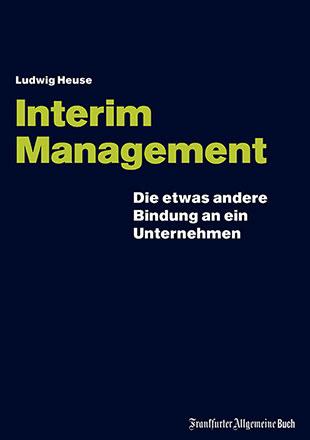 """Buch """"Interim Management"""""""
