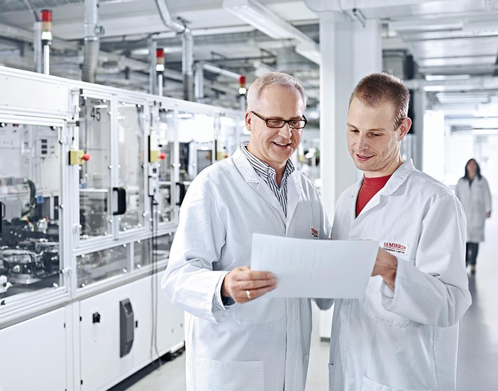 Förderung der Forschung und von Fortschritten in der Leistungselektronik