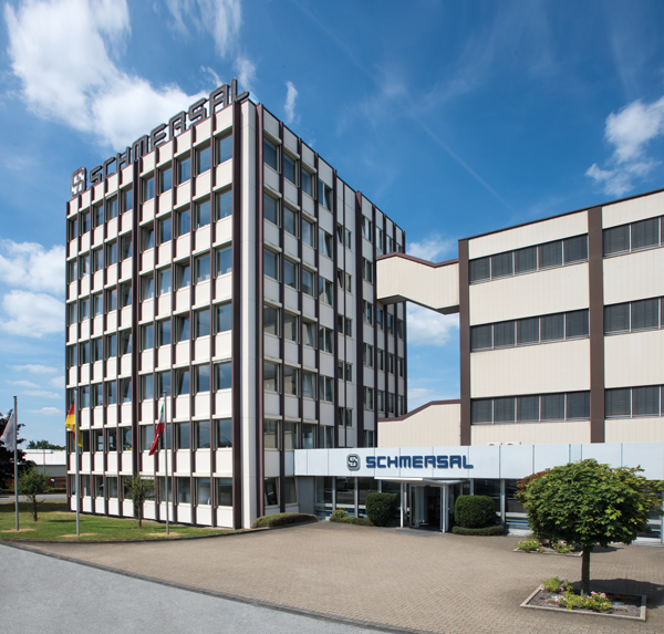 Stammsitz in Wuppertal